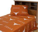 Bed Bath & Beyond University of Texas Sheet Set