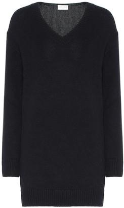 Saint Laurent Cashmere sweater dress