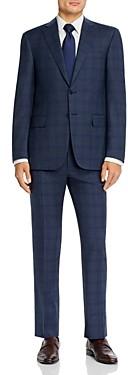 Canali Siena Tonal Plaid Classic Fit Suit - 100% Exclusive