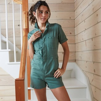 Universal Thread Women's Short Sleeve Boilersuit - Universal Thread͐