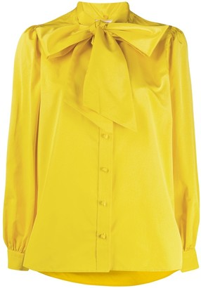 Tory Burch Bow-Detail Blouse