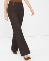 White House Black Market Curvy Wide-Leg Pants