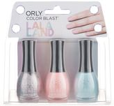 Orly Color Blast 3-pc. La La Land Nail Polish Gift Set