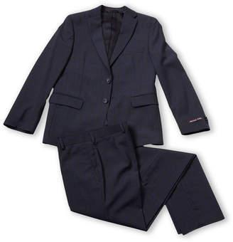 Michael Kors Boys 8-20) Plaid Suit