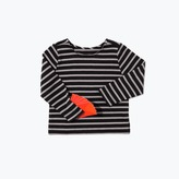 Everlane The Mini Striped Longsleeve Tee