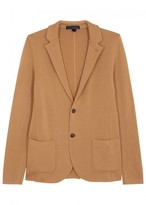 Lardini Camel Wool Jacket