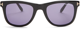 Tom Ford Leo acetate sunglasses