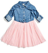 GUESS Julie Two-Fer Dress (4-16)