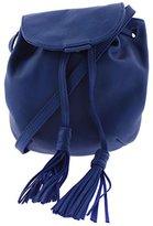 Lucky Brand Jordan Leather Mini Cross Body Bag