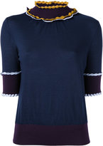 Roksanda shortsleeved sweater - women - Wool - S