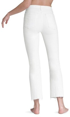 Rag & Bone Nina High-Rise Flare Jeans