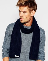 Original Penguin Scarf - Black
