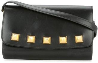 Hermes Pre-Owned 1994 stud detail shoulder bag