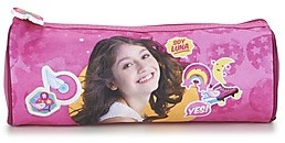 Disney SOY LUNA CARTABLE TROUSSE girls's Cosmetic bag in Pink