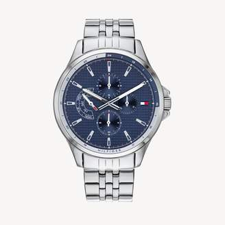 Tommy Hilfiger Stainless Steel Multifunction Watch