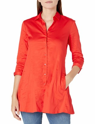 Nic+Zoe Women's Santa Monica Shirt Jacket