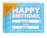 Knock Knock Happy Birthday Book