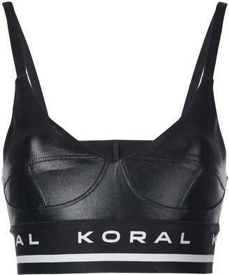 Koral Jazz Infinity sports bra