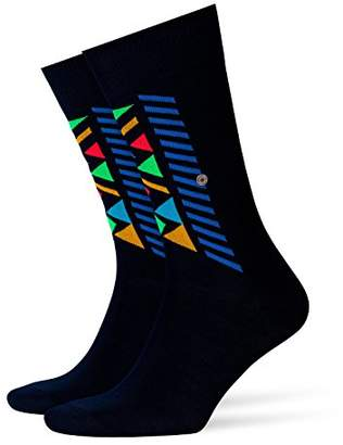 Burlington Men's Masked Socks