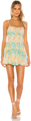 Lovers + Friends Mariposa Mini Dress