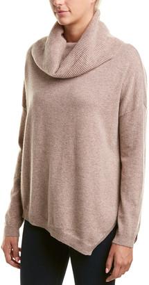 InCashmere Cowl Cashmere Sweater