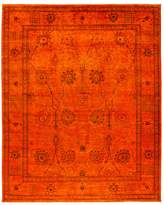 """Solo Rugs Vibrance Overdyed Area Rug, 12'4"""" x 15'"""