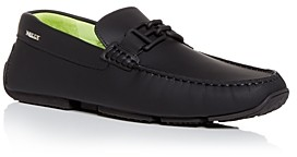 Bally Men's Parsal Moc Toe Loafers