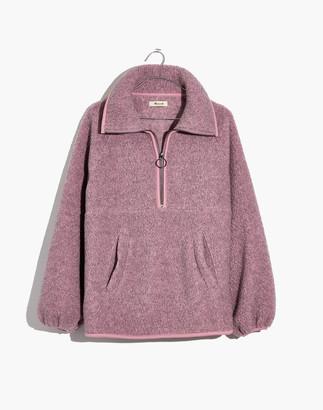 Madewell Polartec Fleece Half-Zip Jacket