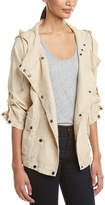 Three Dots Darla Linen Jacket