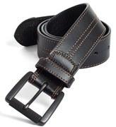 Johnston & Murphy Men's Leather Belt