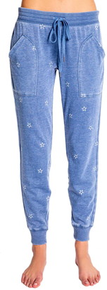 PJ Salvage Star Embroidered Lounge Pants