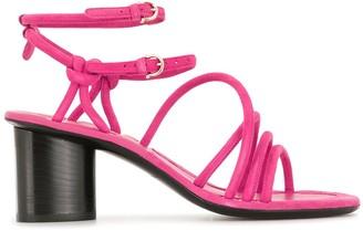 Salvatore Ferragamo Open-Toe Sandals