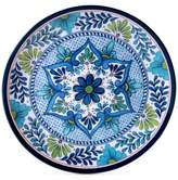 Certified International Talavera Dinner Plate 11""