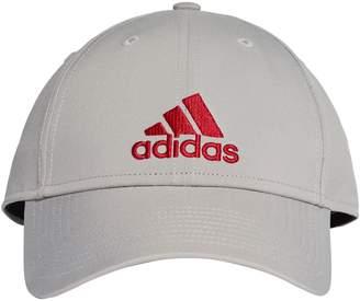 adidas Embroidered Climalite Logo Baseball Cap
