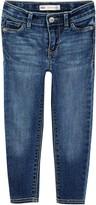 Levi's LVG 710 Back Pocket Jean (Little Girls)