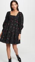 Rachel Antonoff Christa Empire Mini Dress