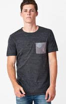 On The Byas Beaver Pineapple Pocket T-Shirt