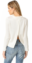 Rag & Bone Elsie Crew Sweater