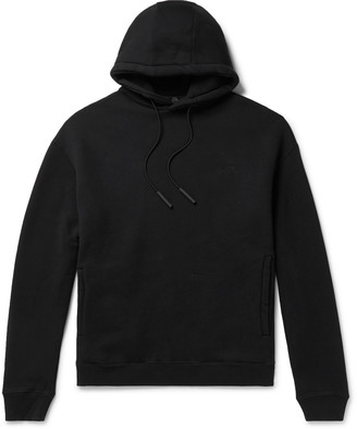 A-Cold-Wall* Bracket Loopback Cotton-Jersey Hoodie