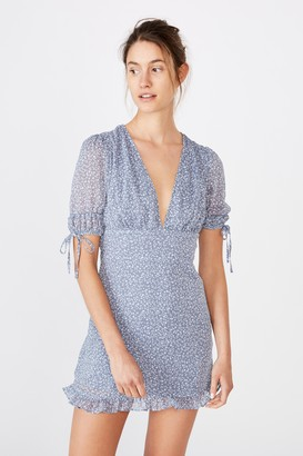Cotton On Woven Sandra 3/4 Mini Dress