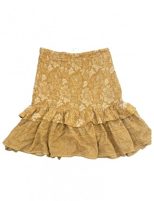 Spell & The Gypsy Collective Camel Cotton Skirts