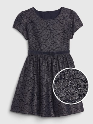 Gap Toddler Lace Bow Dress