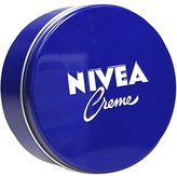 Nivea Genuine Authentic German Creme Cream available in 5.1 oz. / 150ml - 8.45 oz. / 250ml or 13.54 oz. / 400ml metal tin - Made in Germany & imported from Germany! NOT Thailand, Mexico or anywhere else! (150ml - 5.1 oz)