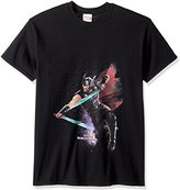 Marvel Men's Thor Ragnarok Swords T-Shirt