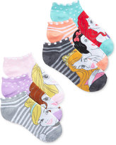 Disney Women's 6-Pk. Princess No-Show Socks