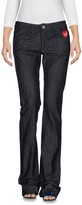 Love Moschino Denim pants - Item 42591590
