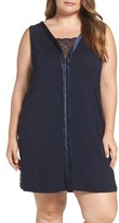 Midnight by Carole Hochman Plus Size Women's Sleep Shirt