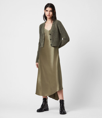 AllSaints Orri 2-In-1 Dress
