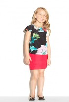 Milly Minis Paper Floral Chloe Top