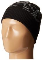 MICHAEL Michael Kors Pin Dot Logo Jacquard Cuff Hat